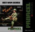 Paracel Miniatures[VN0815]1/35 北ベトナム軍 戦車跨乗兵(A)