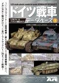 モデルアート社 ドイツ戦車データベース3 「III号戦車/III号突撃砲 Sd.Kfz.251&250 & ハーフトラック編」