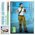 DEF.MODEL[DF20001]1/20 イスラエル女性兵士(現用)
