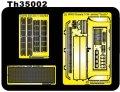AFV Club[TH35002] 1/35 T-34戦車エンジン室上部用 エッチングパーツ