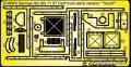 AFV Club[TH35005] 1/35 Sd.Kfz.11/3tハーフトラック前期型用エッチングパーツ
