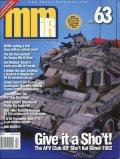 Ampersand Publishing[AMPMMIR-63]ミリタリー ミニチュア イン レビューNo.63