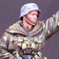Alpine Miniatures[AM16003]武装SS敵弾兵ヴィーキング師団