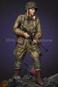 Alpine Miniatures[AM16032]1/16 WWII米 第101空挺師団「スクリーミングイーグルズ」兵士