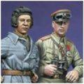 Alpine Miniatures[AM35014]ロシア戦車兵セット (WW2 1943-45)