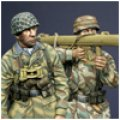 Alpine Miniatures[AM35022]ドイツ降下猟兵 対戦車チームセット