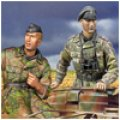 Alpine Miniatures[AM35032]武装SS 戦車兵セット