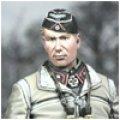Alpine Miniatures[AM35036]ドイツ戦車兵将校(冬服)