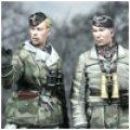 Alpine Miniatures[AM35038]ドイツ戦車兵セット(冬服)