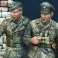 Alpine Miniatures[AM35068]武装SS戦車兵セット(1944-1945)