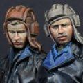 Alpine Miniatures[AM35119]ロシアAFVクルーセット 1944/45 (2体)