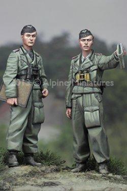 画像4: Alpine Miniatures[AM35150]オットーカリウスと下士官セット(2体)