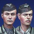 Alpine Miniatures[AM35150]オットーカリウスと下士官セット(2体)
