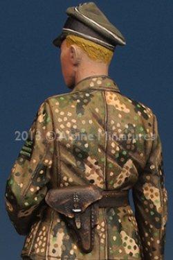 画像4: Alpine Miniatures[AM35164]1/35武装親衛隊擲弾兵将校(ノルマンディ戦)