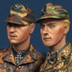 画像1: Alpine Miniatures[AM35165]1/35マイヤーと将校セット(ノルマンディ戦)