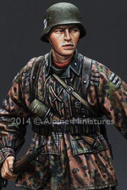 画像2: Alpine Miniatures[AM35166]1/35武装親衛隊歩兵 M42迷彩スモック #1