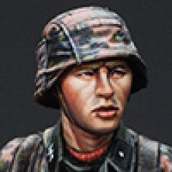 画像1: Alpine Miniatures[AM35166]1/35武装親衛隊歩兵 M42迷彩スモック #1