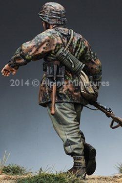 画像5: Alpine Miniatures[AM35167]1/35武装親衛隊歩兵 M42迷彩スモック #2