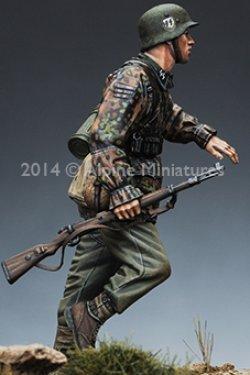 画像3: Alpine Miniatures[AM35167]1/35武装親衛隊歩兵 M42迷彩スモック #2