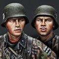 Alpine Miniatures[AM35168]1/35武装親衛隊歩兵 M42迷彩スモック