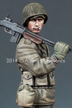 画像2: Alpine Miniatures[AM35169]1/35 WW2 米 BAR 銃手