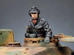 画像4: Alpine Miniatures[AM35173]1/35 武装親衛隊装甲部隊指揮官(革ジャケット着用)#2
