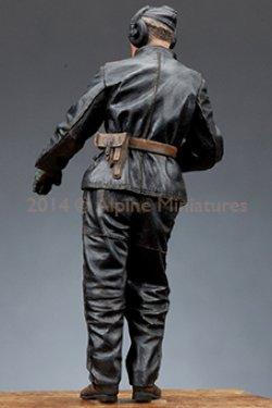 画像3: Alpine Miniatures[AM35173]1/35 武装親衛隊装甲部隊指揮官(革ジャケット着用)#2