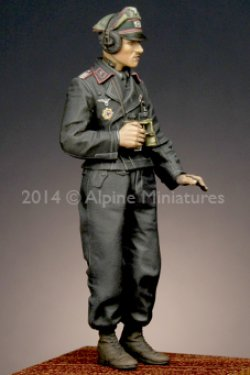 画像4: Alpine Miniatures[AM35175]1/35 WWII独 国防軍戦車指揮官♯1