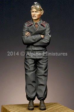 画像3: Alpine Miniatures[AM35176]1/35 WWII独 国防軍戦車指揮官♯2