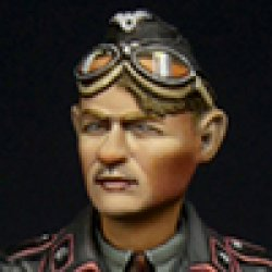 画像1: Alpine Miniatures[AM35176]1/35 WWII独 国防軍戦車指揮官♯2