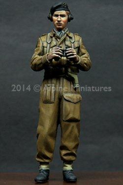 画像3: Alpine Miniatures[AM35179]WWII 英 王室戦車軍団 戦車兵 #2