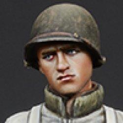 画像1: Alpine Miniatures[AM35184]  1/35 WWII米 歩兵下士官(機甲部隊用冬ジャケット着用)