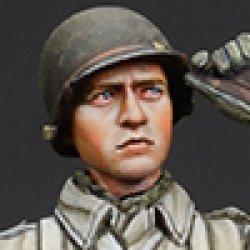 画像1: Alpine Miniatures[AM35185] 1/35 WWII米 歩兵(M43ジャケット冬装)