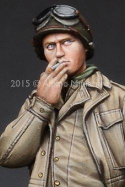 画像2: Alpine Miniatures[AM35191]WWII 米戦車兵 #2(M43ジャケット)
