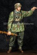 Alpine Miniatures[AM35194]WWII独 擲弾兵下士官(スプリンター迷彩スモック)