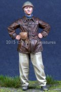 Alpine Miniatures[AM35197]1/35 WWII フランス戦車兵 #2