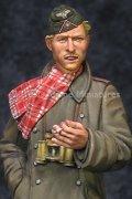 Alpine Miniatures[AM35209]1/35 WWII独 アフリカ軍団 装甲部隊指揮官