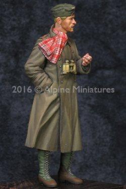 画像2: Alpine Miniatures[AM35209]1/35 WWII独 アフリカ軍団 装甲部隊指揮官