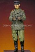 Alpine Miniatures[AM35214]1/35 WWII露 戦車指揮官(防寒コート)