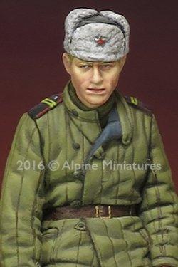 画像3: Alpine Miniatures[AM35215]1/35 WWII露 戦車兵(テログレイカ)