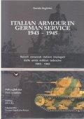 Auriga Publishing International[Roadrunner]Italian Armour in Geramn Service 1943-1945