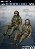 Bravo6[B6-35073]米 ヘリコプタークルー ベトナム戦争(2体セット)