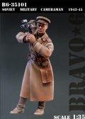 Bravo6[B6-35101]1/35 ソビエト従軍カメラマン 1943-45