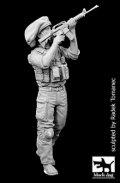 BLACK DOG[F35068]1/35イスラエル兵士#1