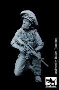 BLACK DOG[F35071]1/35イスラエル兵士 パトロール#1