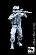 BLACK DOG[F35076]1/35現用米 特殊部隊兵士/w 偵察ロボットXT #2