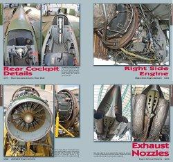 画像3: WWP [B016] ノースアメリカン T-2 バックアイ ジェット練習機 ディティール写真集