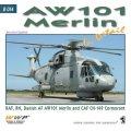 WWP [B014] 航)AW-101 マーリン ディティール写真集