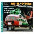 WWP [B008] 航)Mi-8/9 ヒップ&派生型 ディティール写真集