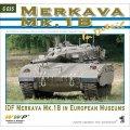 WWP [G035] イスラエルメルカバMk.1B戦車ディティール写真集